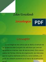 2da Unidad.sociología Pptx