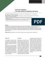 Hemangioma Cavernoso Orbitario
