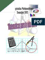 Proyecto de Matematicas