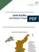 Inegi San Baltazar Campeche