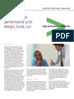 Accenture Application Outsourcing Design Build Run