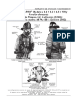 Scba Scott Ap50 Manual