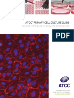 ATCC Primary Cell Culture Guide