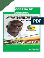 Carepa - Agapito Murillo Palacio