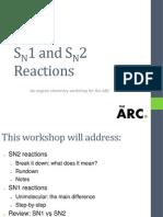 SN1 SN2 MEXHANISM