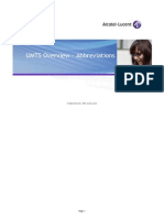 Abbreviations Umts Overview