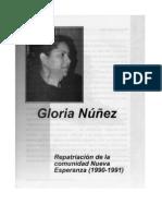 Repatriación de la comunidad Nueva Esperanza (1990 - 1991)