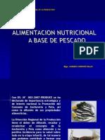 Alimentacion Nutricional a Base de Pescado