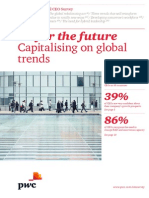 Pwc 17th Annual Global Ceo Survey Jan 2014