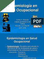 Epidemiología en Salud Ocupacional 2006