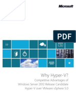 Competitive Advantages of Windows Server 2012 RC Hyper-V Over VMware VSphere 5 0 V1 0[1]