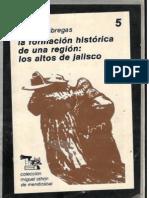 Fábregas Puig, Andrés. (1986). La formación histórica de una región