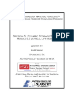 The Essentials of Material Handeling / Part II - The Basic Product Knowledge Program