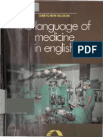 The Language of Medicine in English