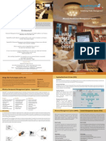 Restaurant Software Brochure