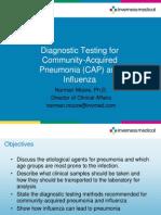 Pneumonia and Influenza