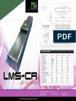 LMS Linear Motor Actuator