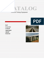 Catalog Uji Laboratorium
