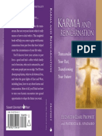 Karma and Reincarnation Transcending Your Past Transforming Your Future Sample