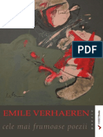 (Preview) 978-606-599-253-5 Verhaeren - Cele Mai Frumoase Poezii