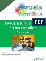 Ayuda a Tus Hijos en Los Estudios
