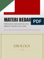 Bimbingan Bedah UKDI Batch 2 2013