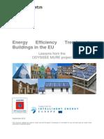 Buildings Brochure 2012