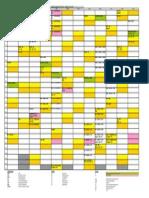 NFFA & Sea - Angling Dates 2014