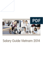 Adecco Vietnam Salary Guide 2014