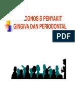 Pe 142 Slide Prognosis Penyakit Gingiva Dan Periodontal