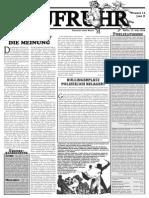 Aufruhr Nr. 14 (April 2014)