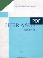 Hierasus I 1978