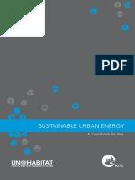 Sustainable Urban Energy