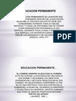 Presentacion Educacion, Sociedad y Trabajo. Orlando Farfan
