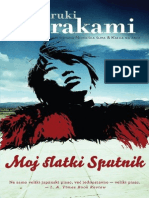 Sputnik Ljubavi - Haruki Murakami
