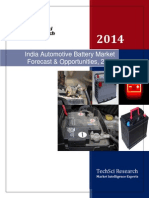 indiaautomotivebatterymarketforecastopportunities2018sample-140207065325-phpapp02