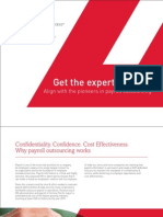 ADP - Payroll Outsourcing Benefits