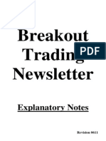 Breakout Trading Explanatory Notes 1210