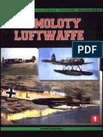 (Ilustrowana Encyklopedia Techniki Wojskowej) Samoloty Luftwaffe 1