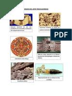 Origen Del Arte Precolombino-- Clases