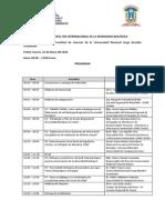 Seminario Regional de Diversidad Biológica de Tacna