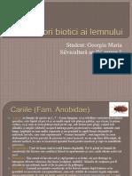 Dăunători biotici