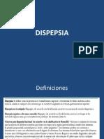 DISPEPSIA