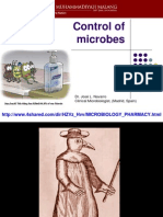 Control of Microbes