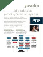 advance production Planning