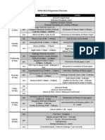APhO14 Program