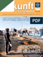 Forschungsmagazin der Universität Innsbruck - 01/2014