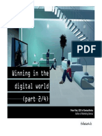 Winning in the digital world Masterclass by Peter Fisk Part2 of 4