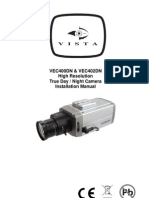 VEC400DNu__VEC402DN Camera Operation Manual