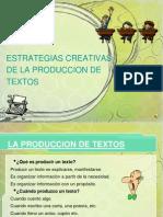 Estergias de Letura y Produccion Texto Primaria